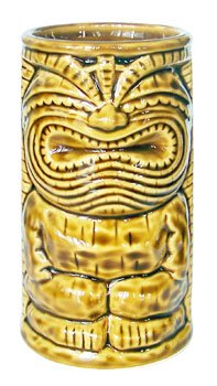Happy Vintage Tiki Mug