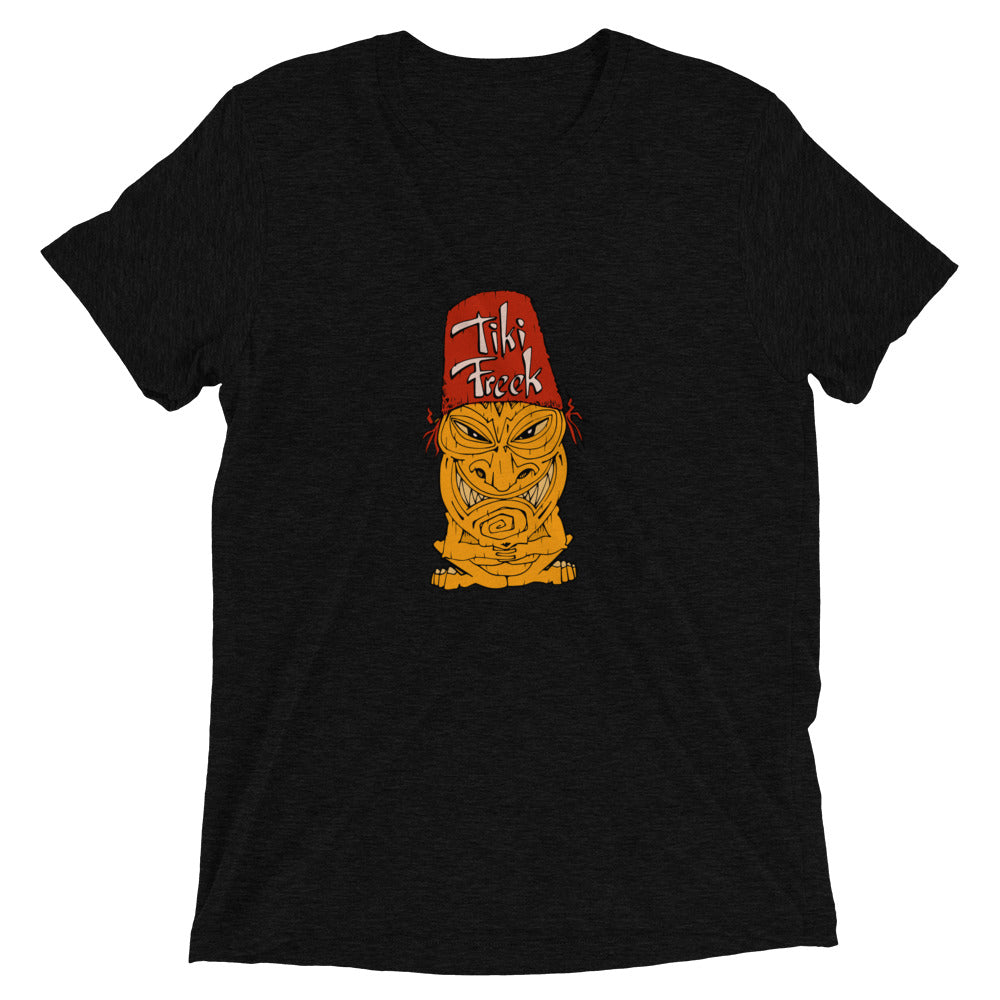 TikiFreek Shriner - Short sleeve t-shirt by Bobby Doran - TikiFreek