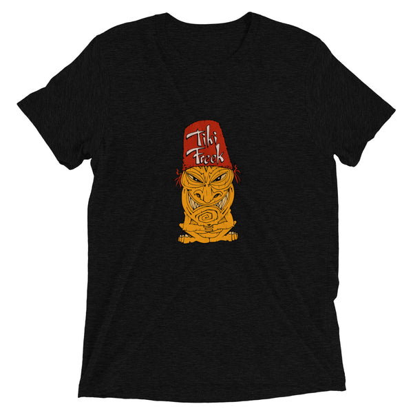 TikiFreek Shriner - Short sleeve t-shirt by Bobby Doran