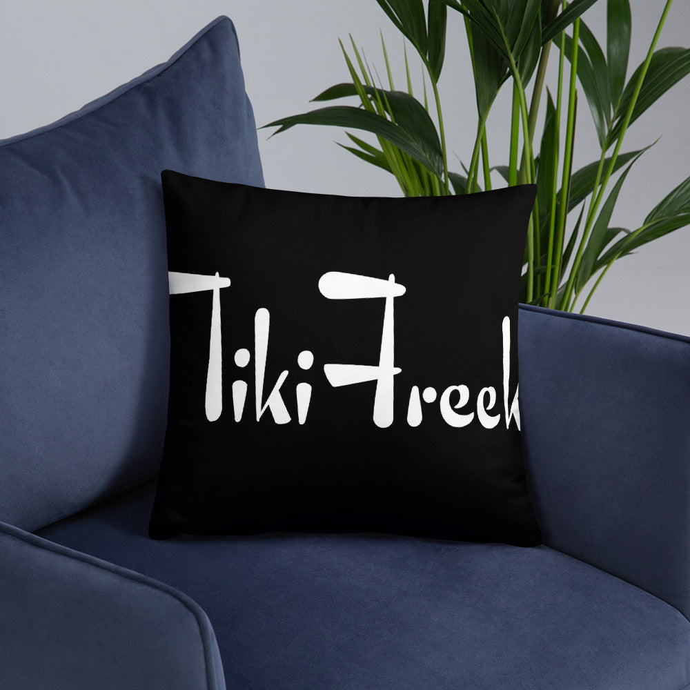 Tiki Freek Basic Pillow