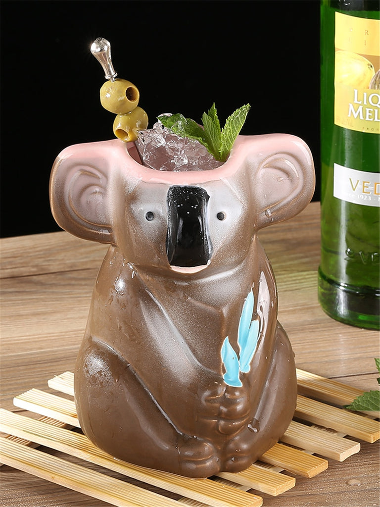 750ml Koala Bear Tiki Mug