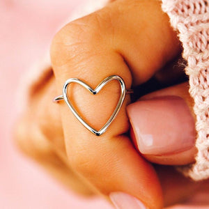 Statement Heart Ring