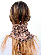 Load image into Gallery viewer, CHEETA NECK MASK