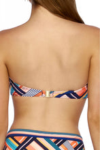 Load image into Gallery viewer, Perspective Bandeau Top