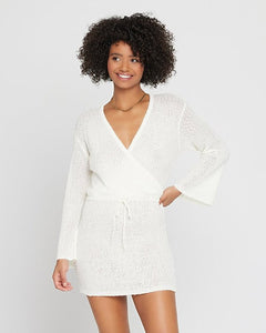Topanga Sweater Knit Cover-Up