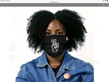 Load image into Gallery viewer, The Reversible Face Mask