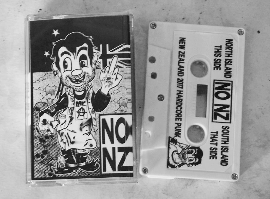 Various Artists - No NZ (CS)