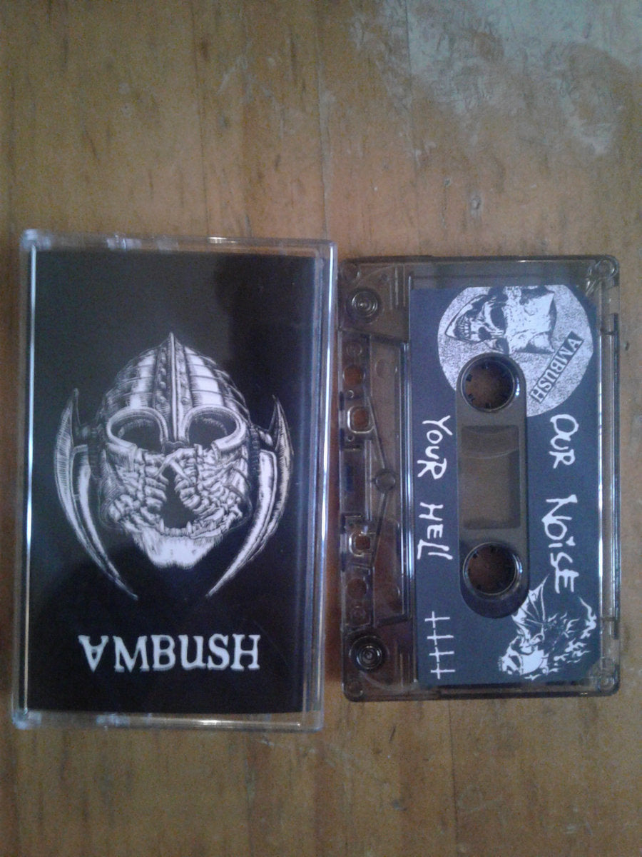 Ambush (US) - Deafening Violence (CS EP)
