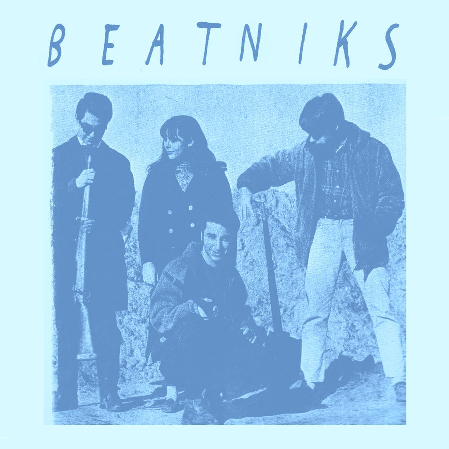 "Beatniks (US) - Beatnik Theme (7"" EP)"