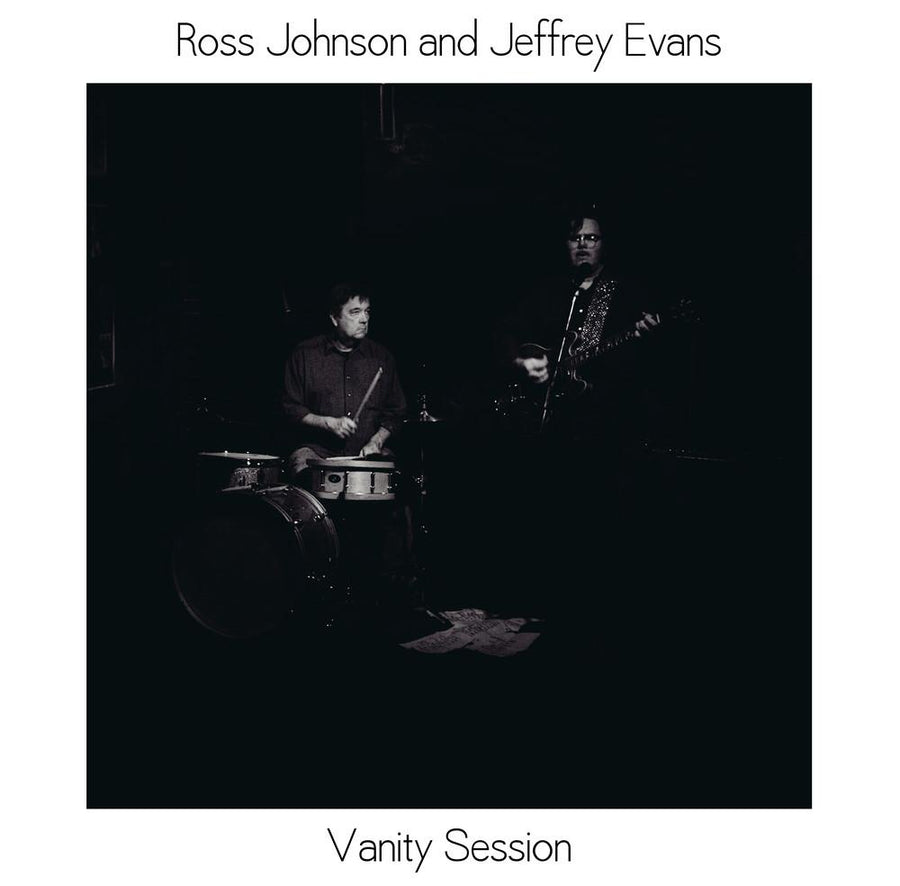 Johnson, Ross and Evans, Jeffrey (US) - Vanity Session (LP)