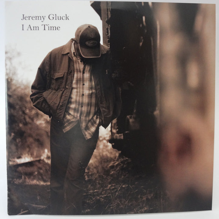 "Gluck, Jeremy (UK) - I Am Time (7"" SIngle)"
