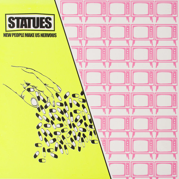 Statues (CAN) - New People Make Us Nervous (LP)
