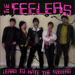 Feelers, The (US) - Learn To Hate (LP)