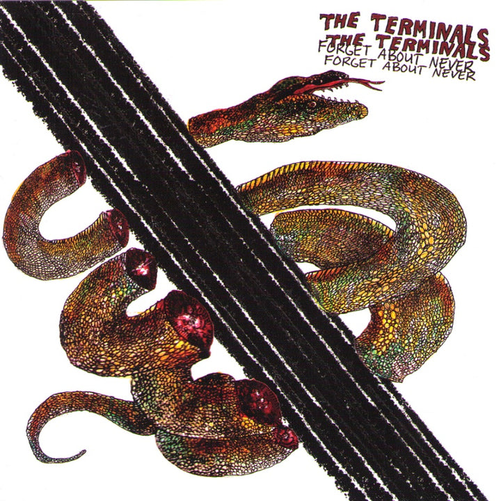 Terminals, The (US) - Forget About Never (LP)
