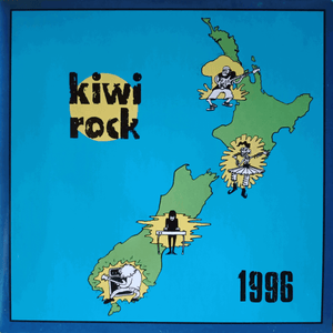 Various Artists - Kiwi Rock (CD)