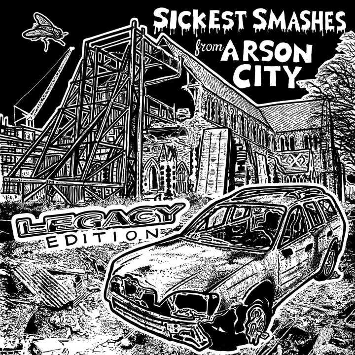 Various Artists - Sickest Smashes from Arson City: Legacy Edition (CD)