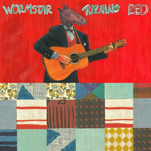 Wormstar - Turning Red (CS LP)