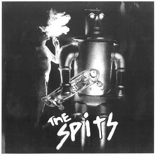 Spits, The (US) - The Spits (LP)