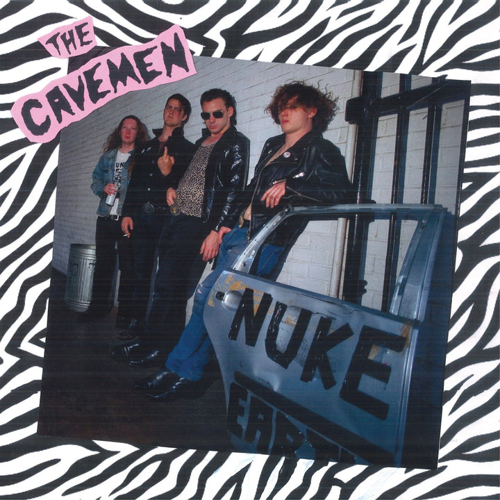 Cavemen, The - Nuke Earth (LP)