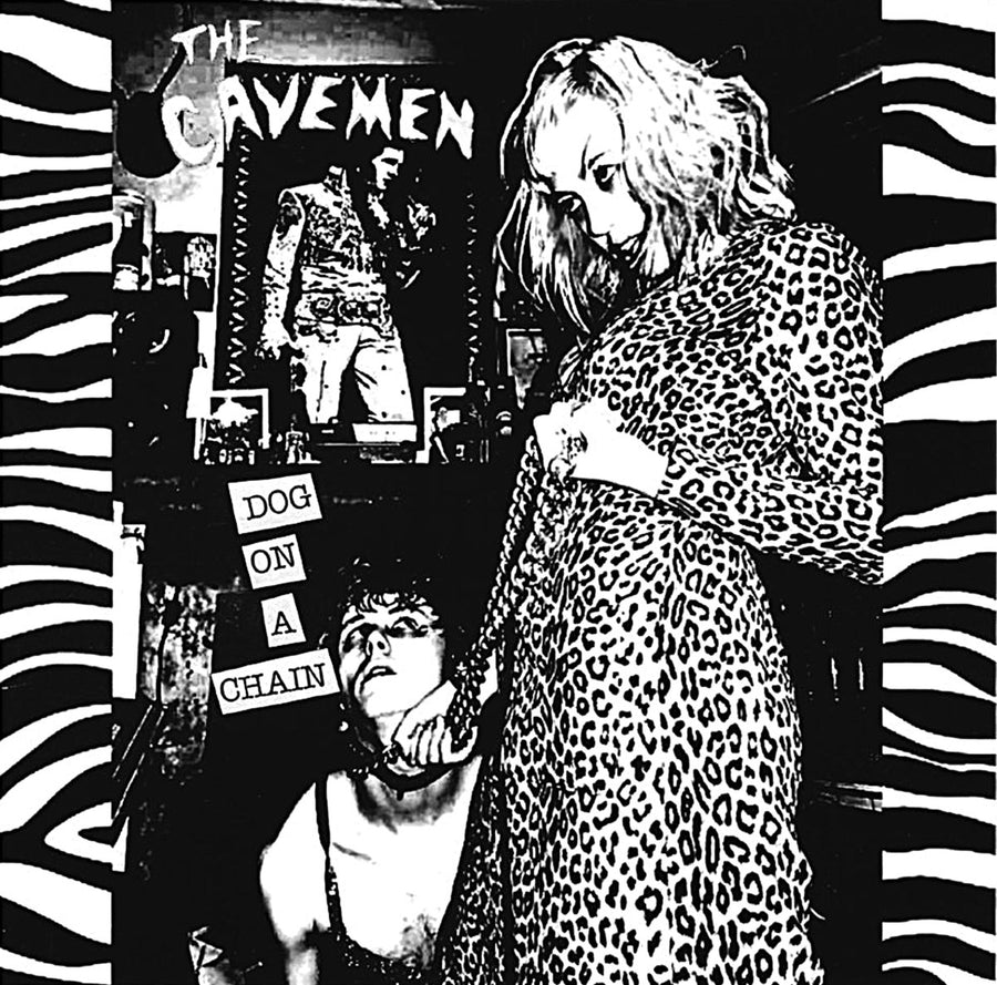 "Cavemen, The - Dog On A Chain (7"" EP)"