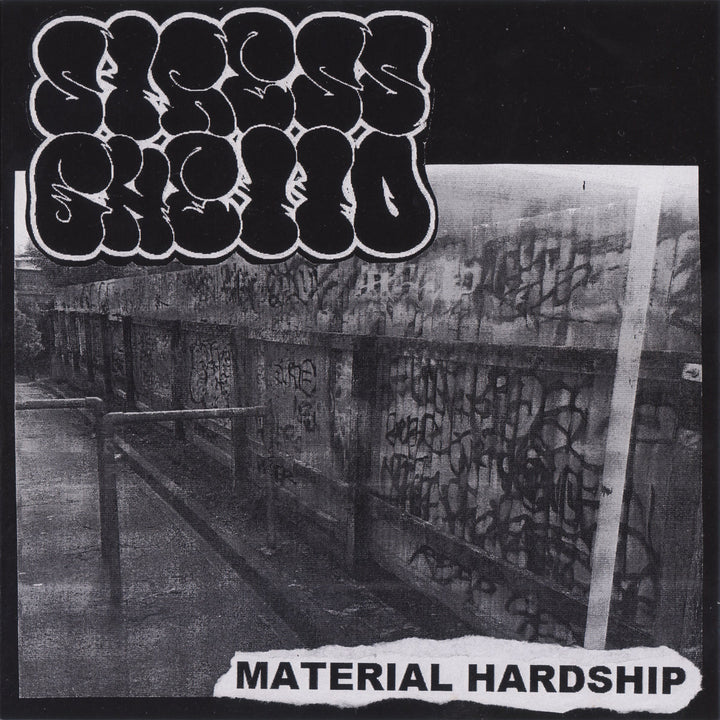 Stress Ghetto - Material Hardship (EP)
