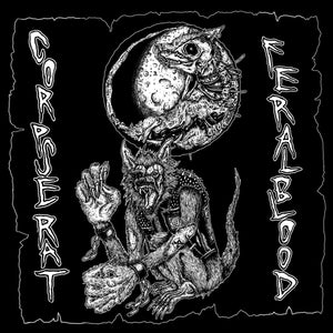 Corpse Rat / Feral Blood (EP)