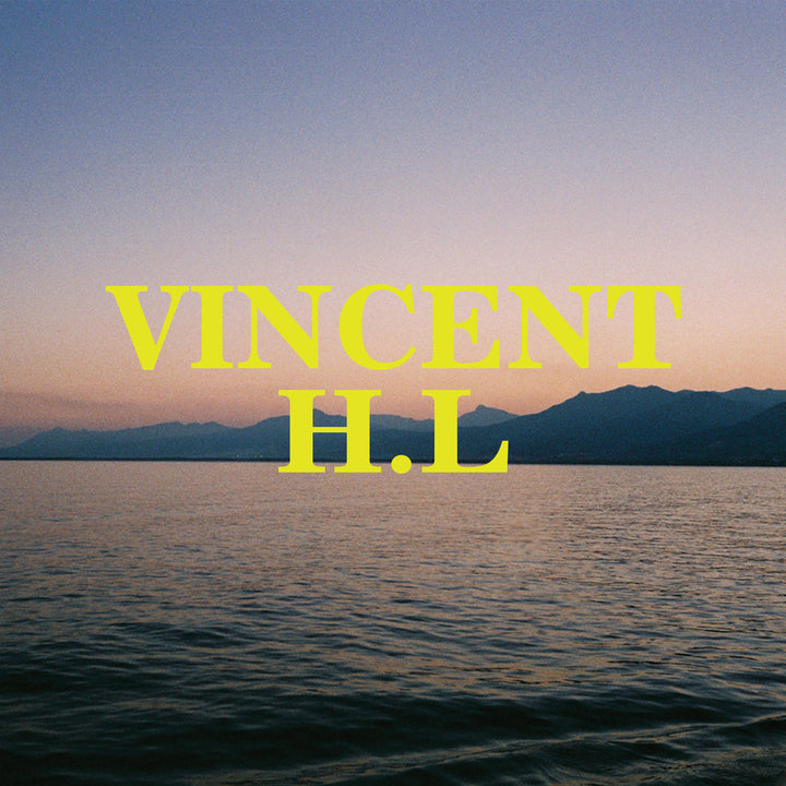 Vincent H.L. - Weird Days (LP)