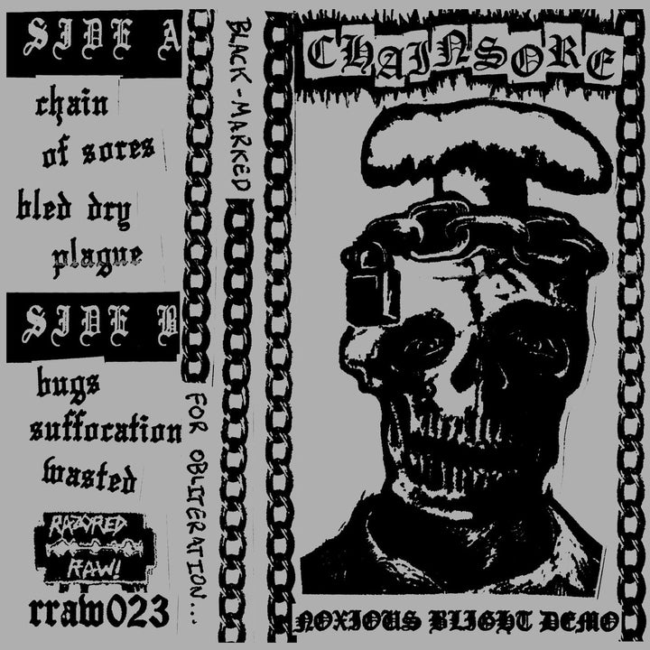 Chainsore - Noxious Blight (Demo CS)