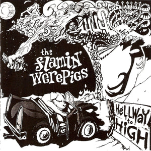 Flamin' Werepigs, The - Hellway to High (LP)