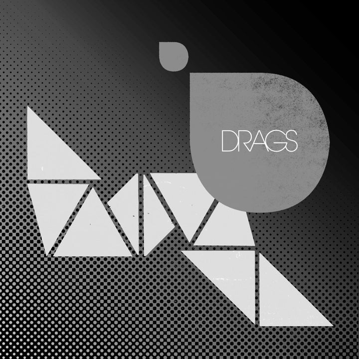 "Drags (US) - Sense/Sticks and Stones (7"" Single)"
