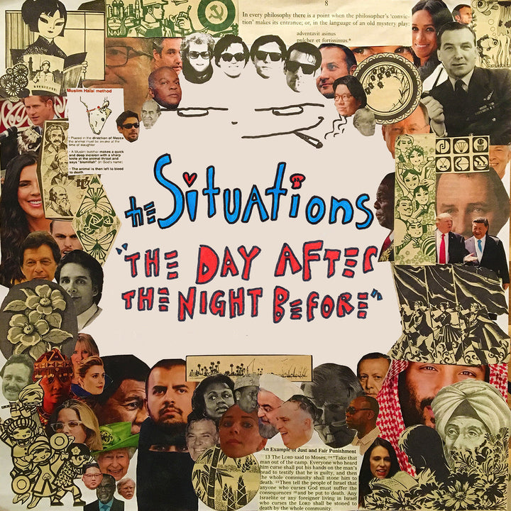 Situations, The - The Day After The Night Before (CS LP)