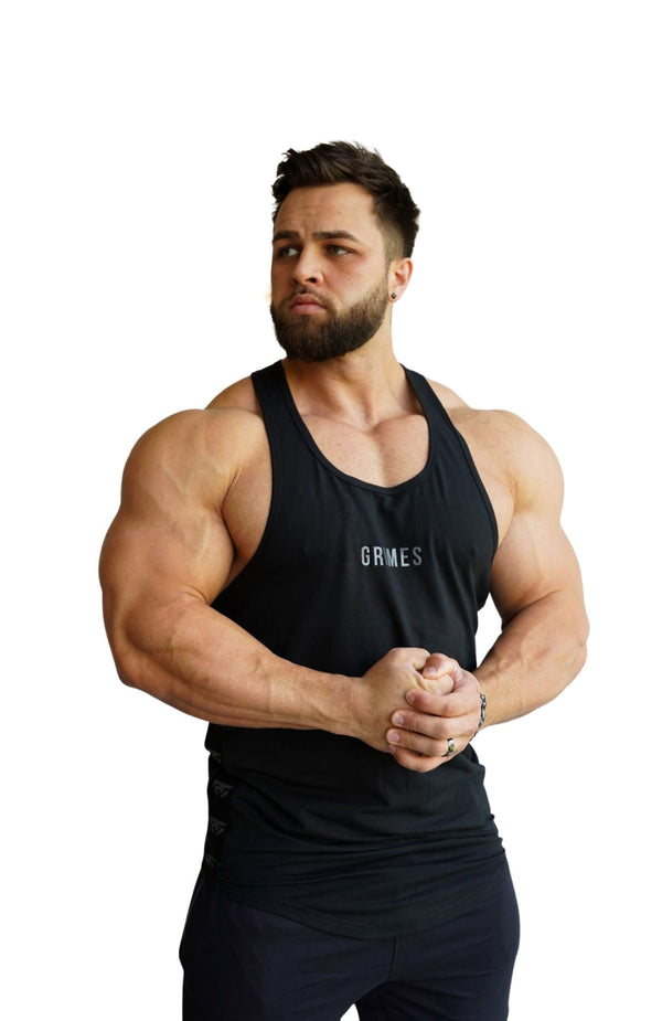 BLACKOUT DROP STRINGER