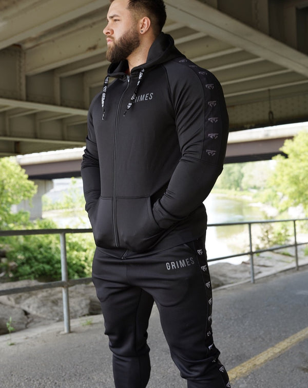 BLACKOUT TRACKSUIT BUNDLE