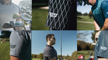 Fury Launches 2020 Performance Golf Polos