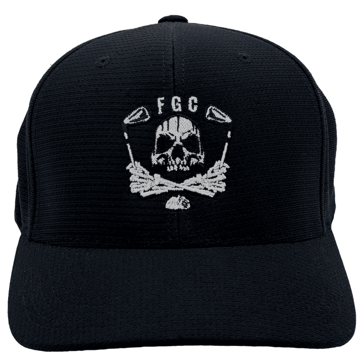 FGC Fitted Hat (Black)