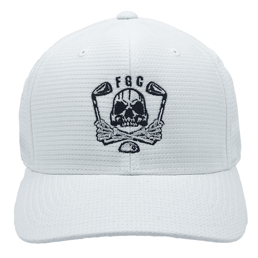 FGC Fitted Hat (White)