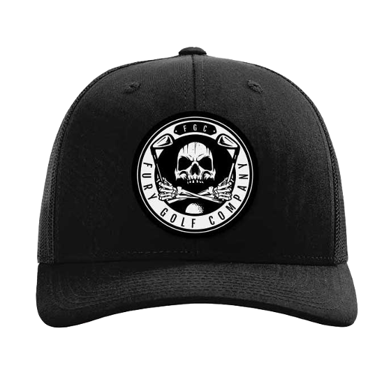 FGC Patch Hat (Black)