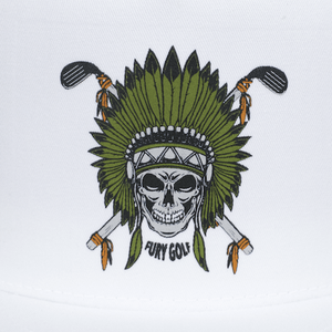 fury-golf-skull-chief-logo