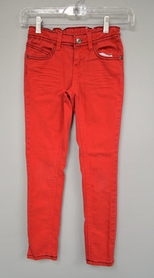 Children's Contrast Stitching Jeans