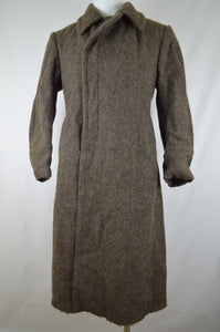 Russian Officer Trench Coat