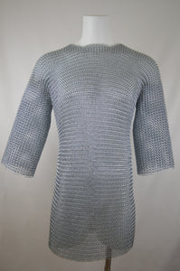 Stainless Steel Chainmail Shirt