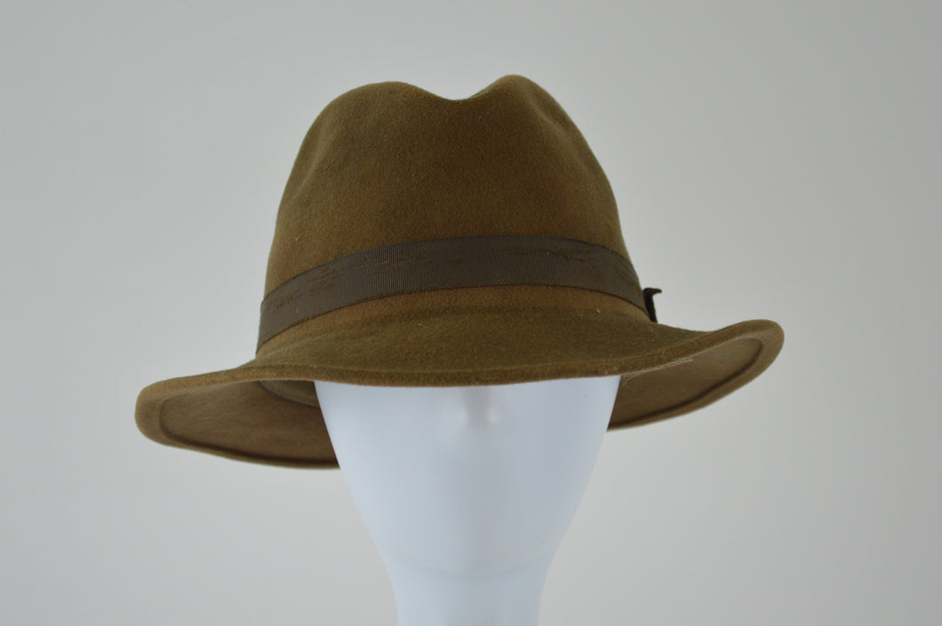 Fedora with Thin Ribbon