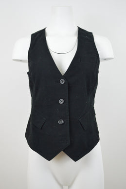 Four Button Vest