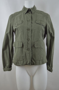 Military Style Over-shirt