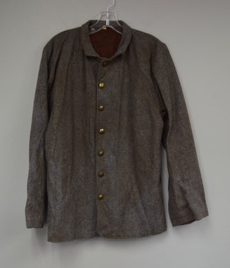 Distressed Civil War Confederate Soldier Jacket