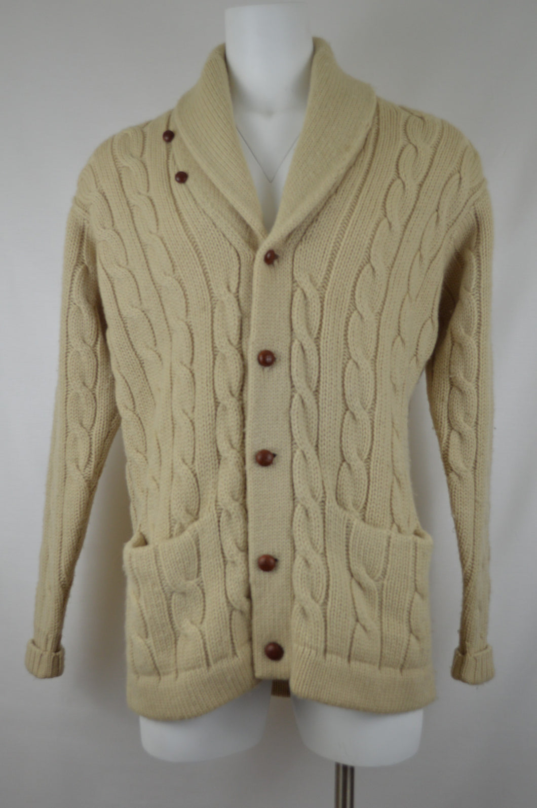 Loose Knit Chunky Sweater
