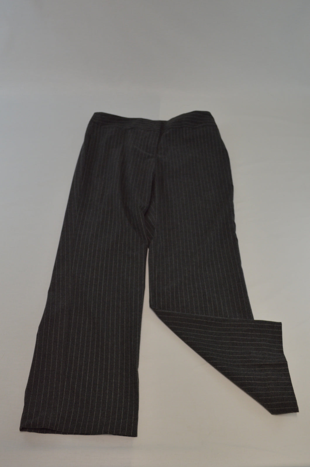 Pinstripe Dress Slacks