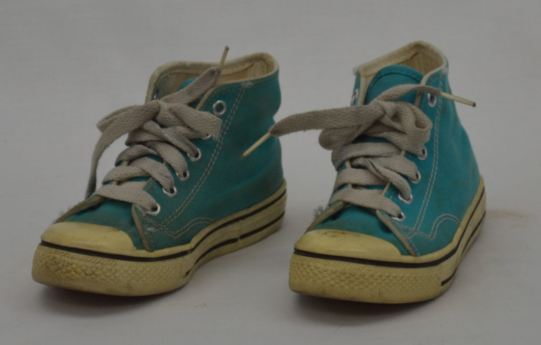 Child's Converse High Top Shoes