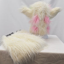 Load image into Gallery viewer, Faux Fur Hat and Leg Warmers