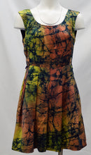 Load image into Gallery viewer, Splatter Print Dress